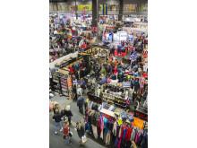 Shoppingdelen på EuroHorse är mycket uppskattad och flera av utställarna har slagit försäljningsrekord.