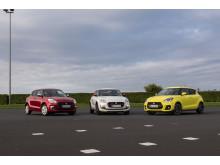 Suzuki Swift køreglad weekend