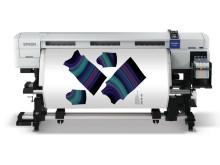Epson demonstrerer innovativ tekstilprint på FESPA