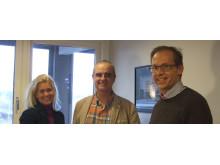 GöteborgsVarvet och Gårdstensbostäder vill tillsammans arbeta för en bättre folkhälsa