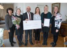 Jämställdhetspriset 2017