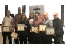 Southern drivers' graduation ceremony 2018