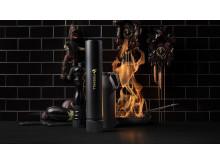 Firemill - Brandsläckare med kolsyrepatron