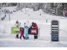 Junior Snowpark i Kläppen