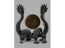 Kinesisk dragegong fra Musikmuseet