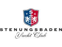 Stenungsbaden Yacht Club logotyp, rgb