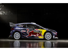 Ford Fiesta WRC 2018