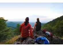 Hiking i Thüringer Wald