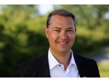 Peter Annas, chef för utsäde och handelsvaror på Lantmännen Lantbruk
