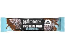 Gainomax Protein Bar Chokladboll - Förpackning