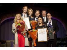 Årets Unga Företagar 2012