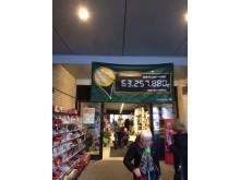 Sakskøbing butik