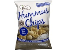 Hummus chips sea salt