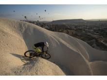 Mountainbike i Cappadocia med XTRAVEL