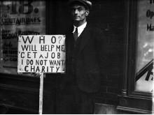 Den stora depressionen, USA, 1930