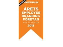 Santa Maria nominerat till Årets Employer Branding-företag 2013
