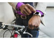 Styr Verisure alarmen med Apple watch
