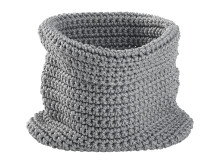 Basket STOBY W20xH15 grey (25 DKK)