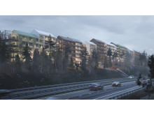Hemma på vår gata i stan / LINK arkitektur