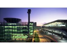 Parkeringshus Oslo Lufthavn