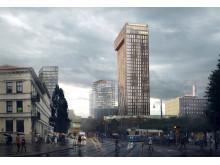 Clarion Hotel Draken öppnar 2022