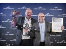Årets Harrybutik 2017:  Direkten Spel & Tobakshörnan Alingsås