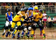 Team Sweden - Roller Derby