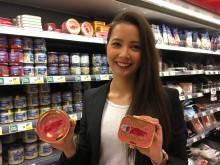 Malou Wik Yeung, marknadschef för sjömat på Orkla Foods Sverige