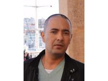 Pressbild Författarscenen: Kamel Daoud