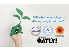 Hållbarhetsdebatt