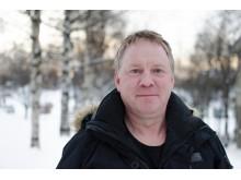 Dick Sandberg, professor i träteknik vid Luleå tekniska universitet