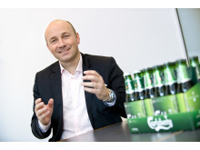 Geir Tønnesland - Carlsberg-kontrakt