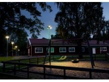 Outdoor School Lighting