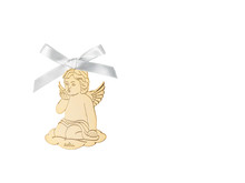 R_Silver_Collection_Angel_Gold_Handkiss_8,5x6_cm