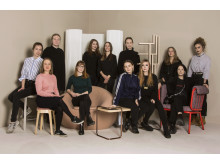 Hear Us Out –the students behind Beckmans Design Collaboration 2018