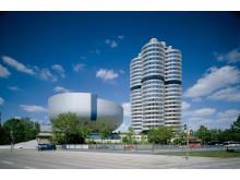 BMW museum og forvaltning i München, Tyskland