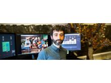Álvaro Alonso Lomba ,  Qvisten Animation, produsent av Dyrene i Hakkebakkeskogen