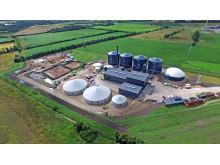 Videbæk Biogas plant, Denmark