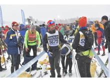 Prins Carl Philip inför start i Vasaloppet 2019