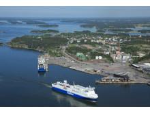 Suomen Ilmakuva_ Port of Naantali (3)