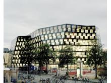 University Library Freiburg, Germany DEGELO ARCHITEKTEN, www.degelo.net Photo © Barbara Bühler