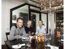 Restaurang CG ser fram emot samarbete med Skoogs