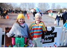 Många påskkärringar på plats när Upplev Häst besökte Karlstad