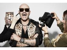 Stjärnornas favoritstylist Jonas Hallberg leder Top Model i höst. Foto: Magnus Ragnvid/Kanal 11