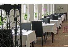 Matsalen på Åhus Gästgivaregård