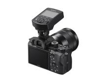Radiostyret blitzkontrol til Sony α-fotografer