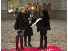 Paulinda Friberg - Ridsportens Jubileumsstiftelses stipendium