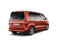 Nya Peugeot Traveller bjuder in till en lyxig reseupplevelse
