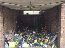 Tools recovered by Thames Valley Police