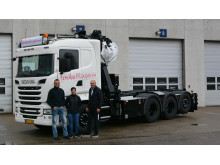 Ny Scania R 580 til Jernkællingen